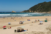 Beach at Gericke's Point, Wilderness National Park, Garden Route, South Africa
