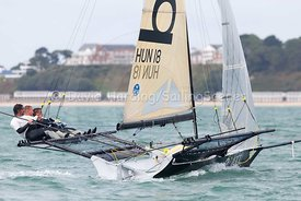 Be Light, HUN 18, 18ft Skiff, Euro Grand Prix Sandbanks 2016, 20160904165