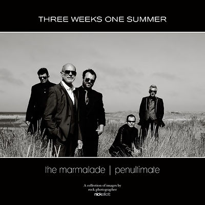 Three Week One Summer Limited Edition Book