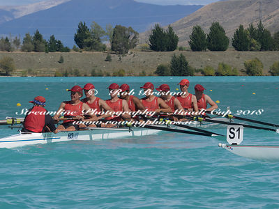 Taken during the Maadi Cup Regatta 2018, Lake Ruataniwha, Twizel, New Zealand; ©  Rob Bristow; Frame 0040 - Taken on: Tuesday...