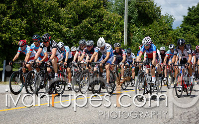 Le Tour de Terra Cotta, Intermediate Road Race; Terra Cotta, Caledon, On; August 3, 2015