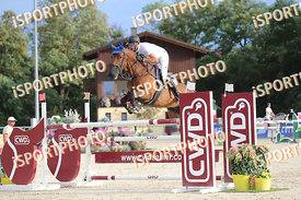 SELETZKY Michael (AUT) and CALVARY DU SEIGNEUR during LAKE ARENA - The Summer Circuit II, CSI2*, GOOD BYE COMP, 140 cm, 2017 ...