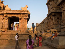 Brihadishwara Temple, Tanjore, India