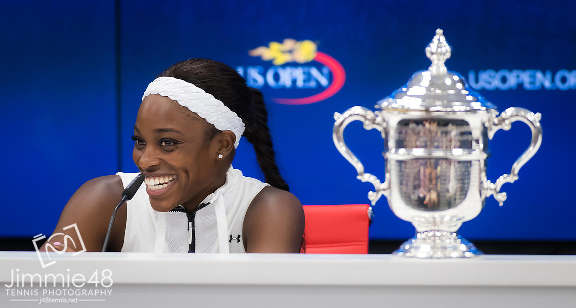 US Open 2017, New York City, United States - 9 Sep 2017