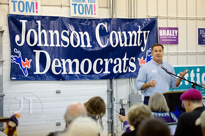 PC Johnson County Democrats BBQ, October 5, 2014