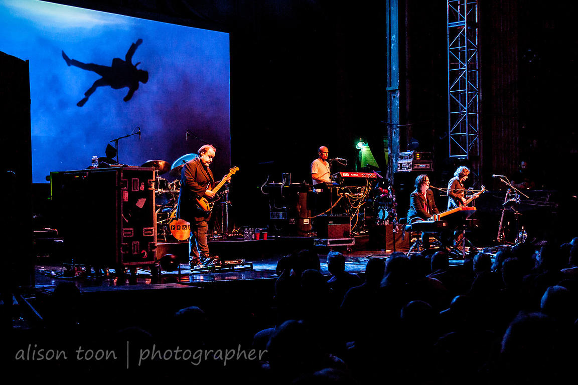 Marillion tour 2016, Philadelphia