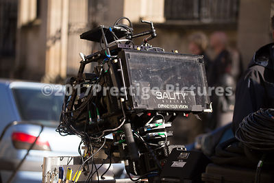 3Ality 3D camera rig shooting the main scenes for Transformers 5: The Last Knight