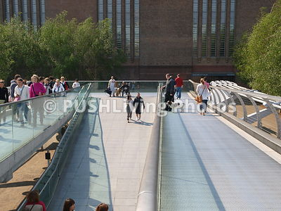 London's Millennium Bridge