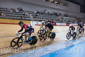 Master A Men Points Race. Canadian Track Championships, Mattamy National Cycling Centre, Milton, On, September 24, 2016