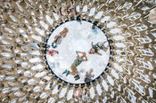 Project: The Hive at the Royal Botanic Gardens, Kew, UK by Wolfgang Buttress.Photographer: Omer Kanipak