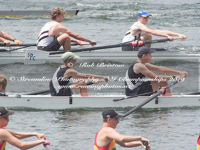 Taken during the Cambridge Town Cup and NI Championships 2019, Lake Karapiro, Cambridge, New Zealand; ©  Rob Bristow; Frame 1...