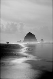 haystack_black_and_white
