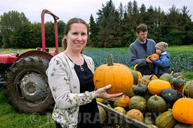 Grace Maher, Development Officer, Irish Organic Farmers & Growers Association