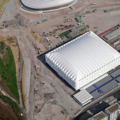 Basketball Arena, London Olympics 2012