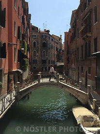 One of the 409 bridges in Venice
