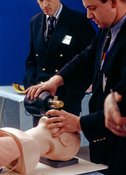 Advanced Trauma Life Support course