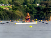 Taken during the NZSSRC - Maadi Cup 2017, Lake Karapiro, Cambridge, New Zealand; ©  Rob Bristow; Frame 2101 - Taken on: Saturday - 01/04/2017-  at 10:09.54