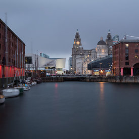 Last Light, The Albert Dock