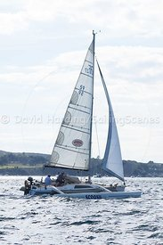 Scoosh, 59, Farrier 27 trimaran, 20160731868