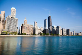 Chicago Photo of Chicago Skyline