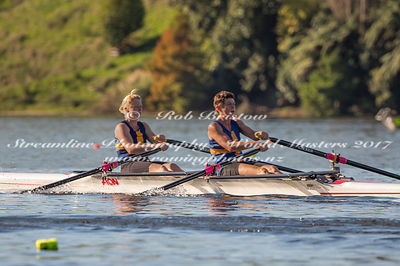 Taken during the World Masters Games - Rowing, Lake Karapiro, Cambridge, New Zealand; Tuesday April 25, 2017:   5971 -- 20170...