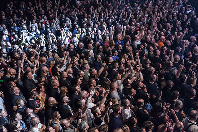 Audience, Marillion Weekend, Lodz, Poland