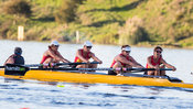 Taken during the World Masters Games - Rowing, Lake Karapiro, Cambridge, New Zealand; Tuesday April 25, 2017:   6488 -- 20170...