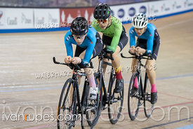 U17 Men Team Pursuit 3-4 Final. Canadian Track Championships (Jr, U17, Para), April 14, 2019
