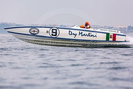 Dry Martini, B9, Fortitudo Poole Bay 100 Offshore Powerboat Race, June 2018, 20180610179