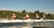 Taken during the World Masters Games - Rowing, Lake Karapiro, Cambridge, New Zealand; ©  Rob Bristow; Frame 1292 - Taken on: ...