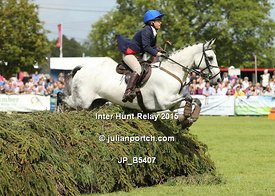2015-06-13 Inter Hunt Relay - South of England Show - Saturday