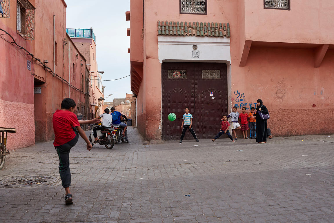 Marrakech - Myth of the red city