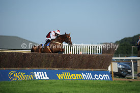 22nd August 2013 6pm Handicap Steeple Chase with winner Health is Wealth