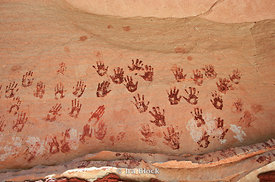 Ancient Anasazi Rock Art