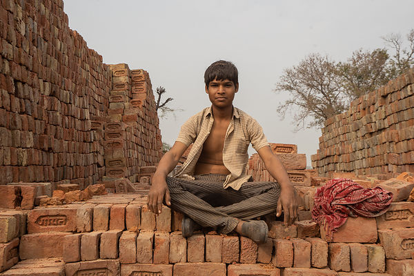 RAJASTAN-  A LOCAL FAMILY BRICK FACTORY