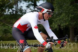 Mixed Time Trial T1-2, Toronto 2015 Parapan Am Games, Milton, On; August 13, 2015