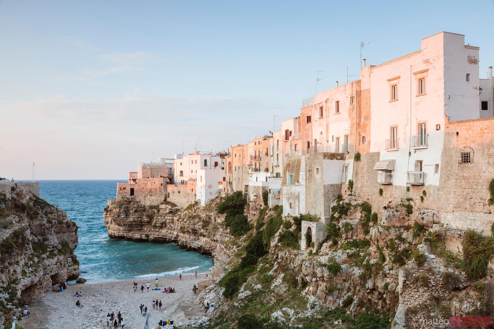 Risultati immagini per Polignano a Mare- Apulia