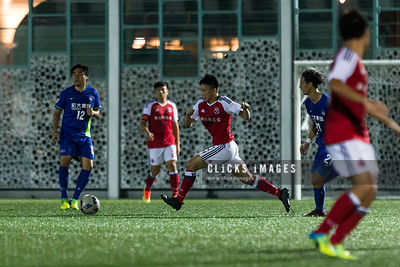 Hong Kong Football 1st division league Week 5 SCAA 0:2 Metro Gallery on September 30, 2017