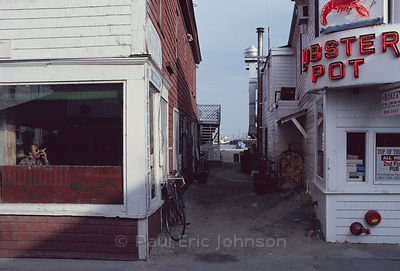 Provincetown alley