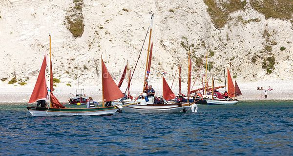 Drascombes in Lulworth Cove, 201707070161