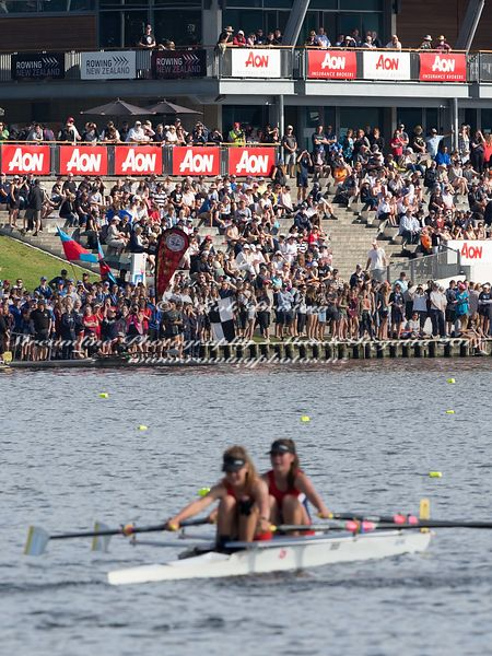 Taken during the NZSSRC - Maadi Cup 2017, Lake Karapiro, Cambridge, New Zealand; ©  Rob Bristow; Frame 2398 - Taken on: Satur...