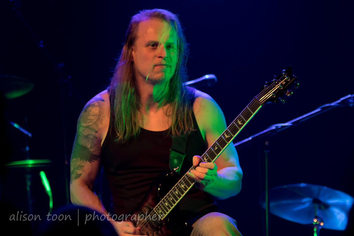 Jon Price, guitar, The Fallen State