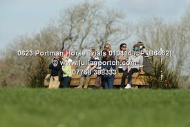 Portman Horse Trials 2014 - Novice Section (14-00 - 14-59)