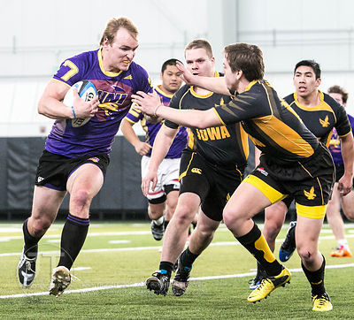 Iowa Rugby - 02-16-2014 Sevens Invitational