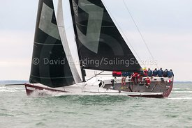 Gladiator B, GBR1152, TP 52, Round the Island 2017, 20170701017