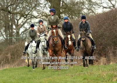 2015-03-22 KSB Aldhurst Farm Meet