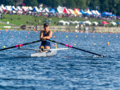 Taken during the NZSSRC - Maadi Cup 2017, Lake Karapiro, Cambridge, New Zealand; ©  Rob Bristow; Frame 2217 - Taken on: Satur...