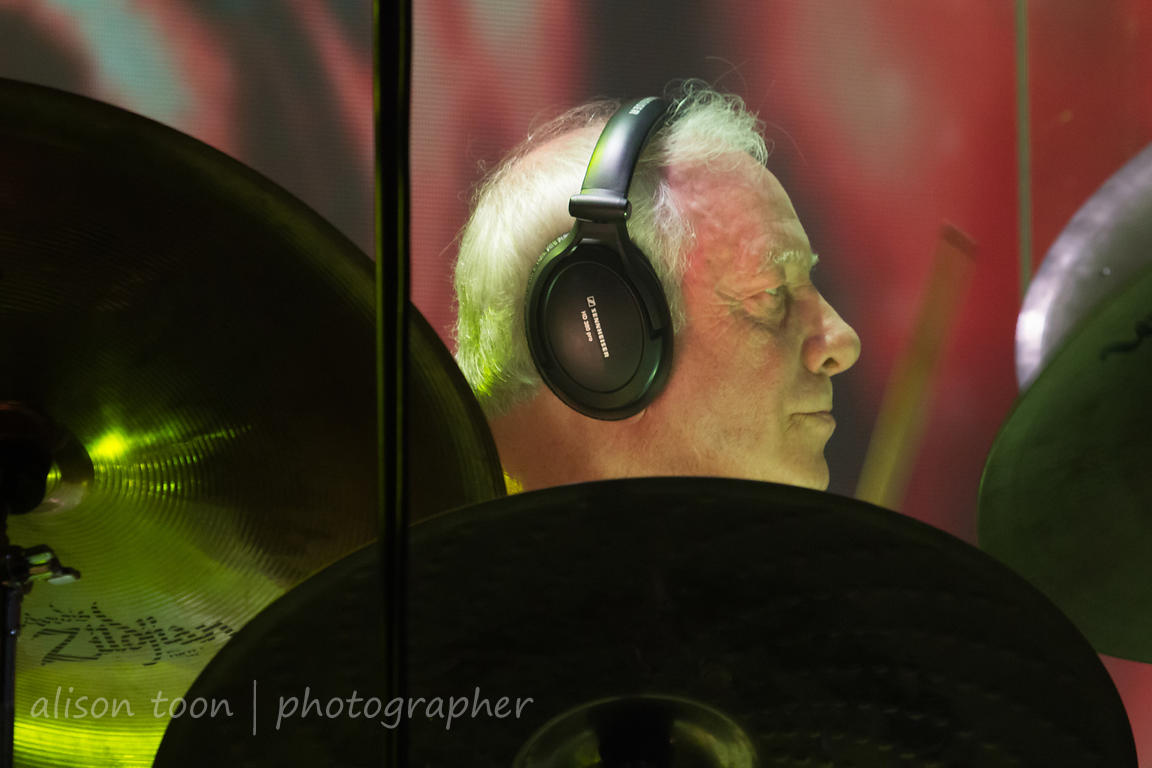Ian Mosley, drums, Marillion