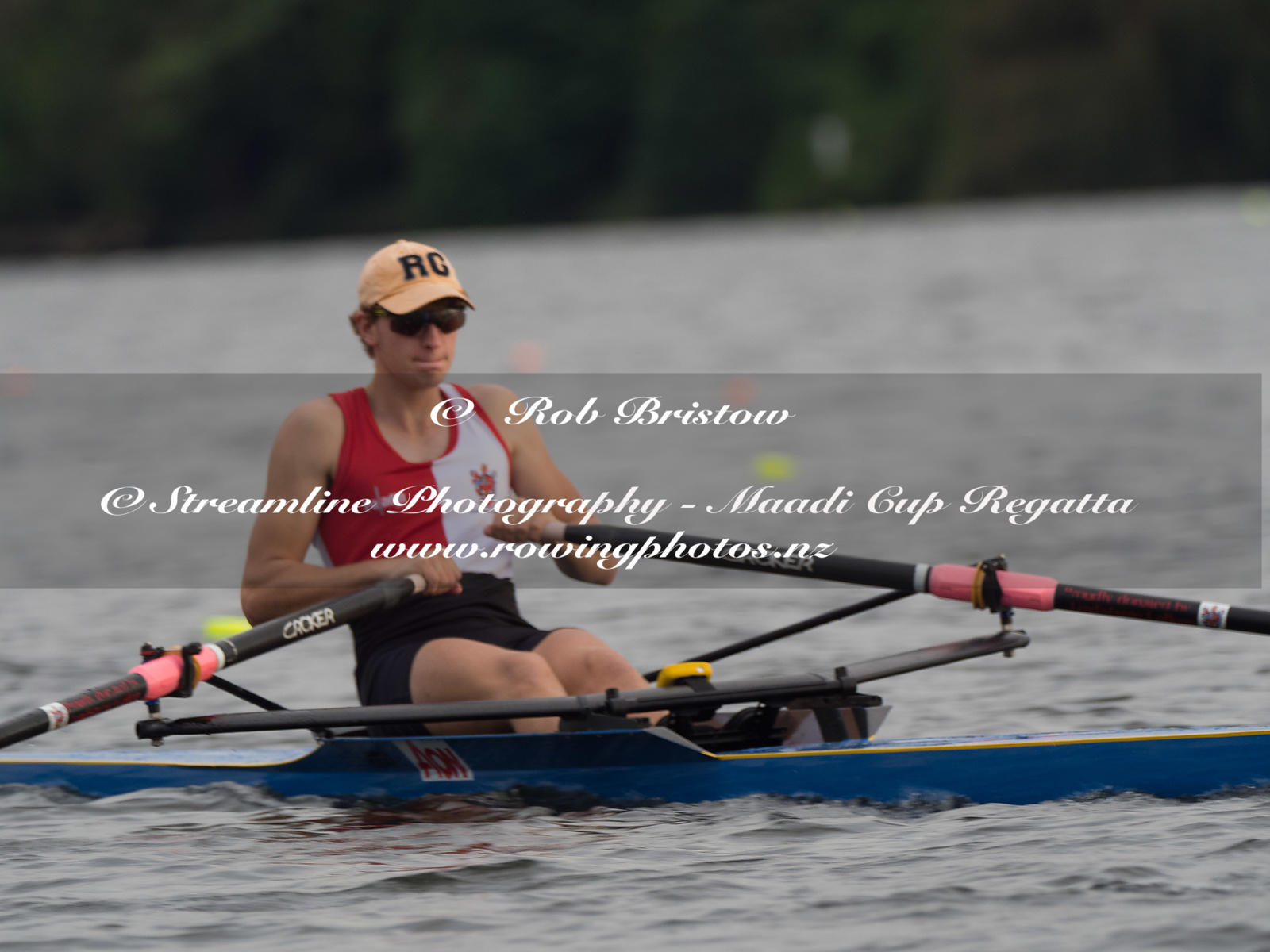 Taken during the NZSSRC - Maadi Cup 2017, Lake Karapiro, Cambridge, New Zealand; ©  Rob Bristow; Frame 518 - Taken on: Friday...