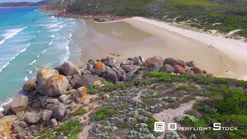 Squeaky Beach in the Wilsons Promontory, Victoria  Australia